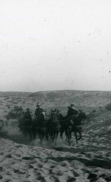 Artillery at Mardan, Mayar