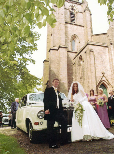 Wedding of Donna Tooke and Anthony Morrison