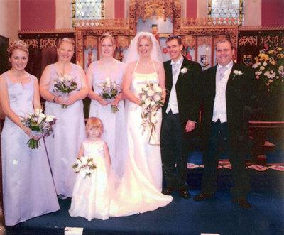 Wedding of Paula Bailey and Matthew Catterall