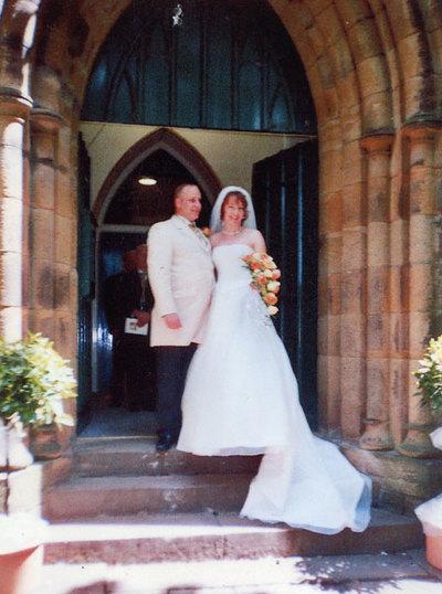 Wedding of Tim Pattison and Paula Lukman