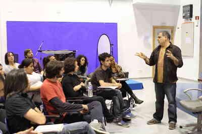 Benito Zambrano. Curso el actor ante la cámara. Pág.006