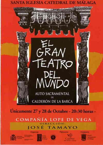 El Gran Teatro del mundo
