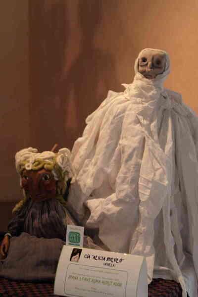 Exposición Andalucía y sus títeres