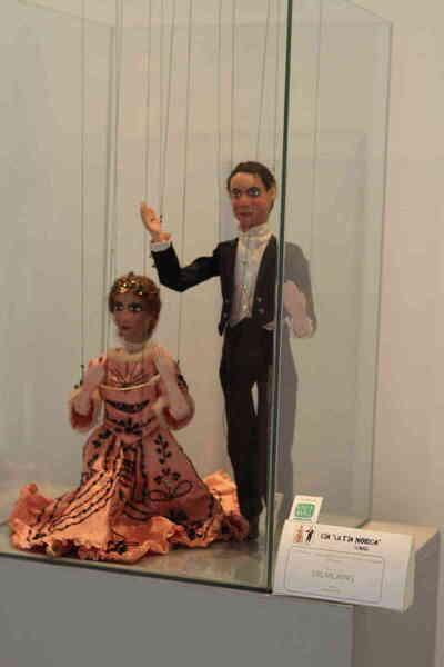 Exposición Andalucía y sus títeres. Fot.004