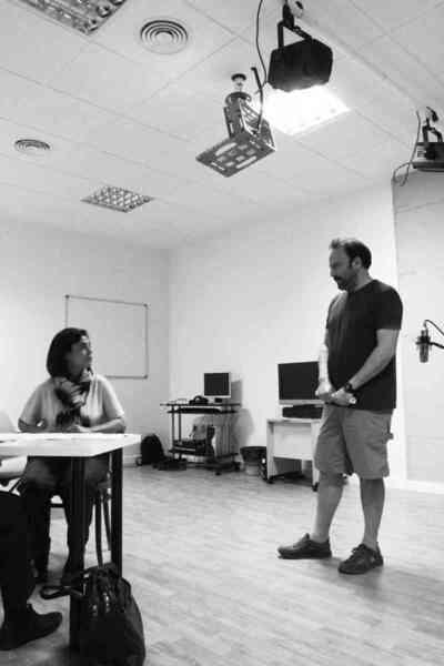 Taller para actores con Juan Cavestany. Fot.004