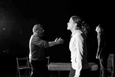 Entrenamiento para actores con Manuel Morón