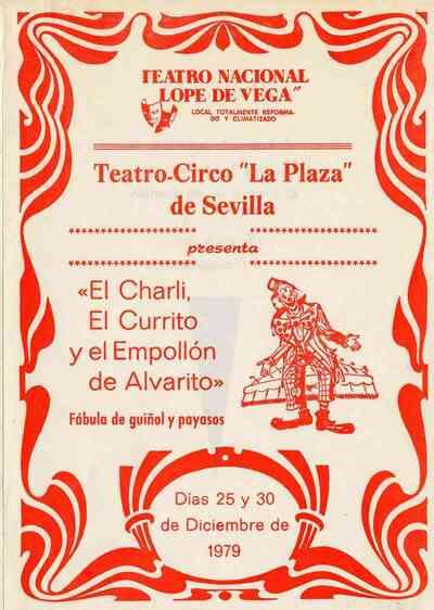 El Charli, el Currito y el empollón de Alvarito