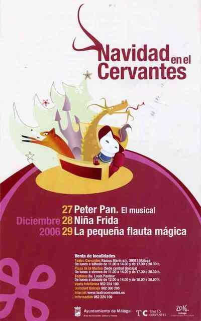 Navidad en el Cervantes