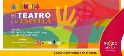 XV Ciclo el Teatro y la Escuela