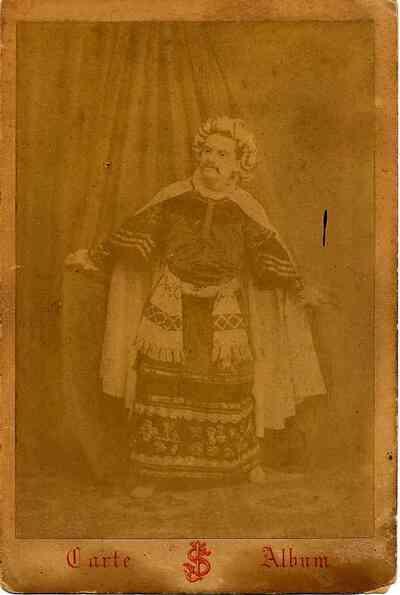 Emilio Thuillier como Otelo