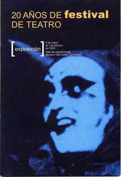 Exposición 20 años de Festival de Teatro de Málaga