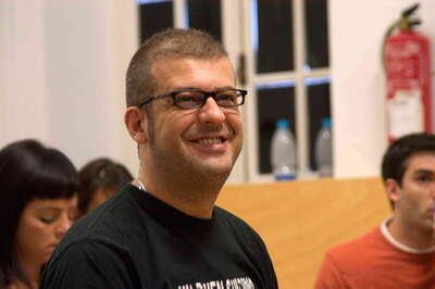 Julio Fraga. El actor ante el proceso de trabajo. Fot.001
