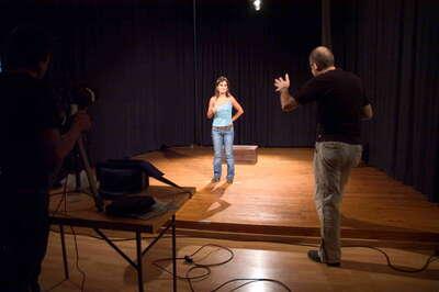 Julio Fraga. El actor ante el proceso de trabajo. Fot.003