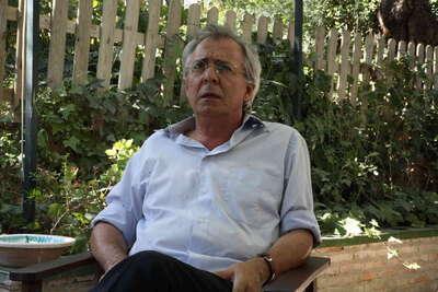 Roberto Quintana. Retrato