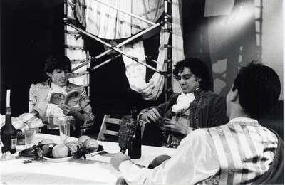 Don Juan: taller experimental del actor al satélite. Fot.001