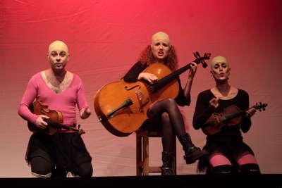 Gala de entrega del VIII premio de la unión de actores e intérprete de Andalucía. Fot.003