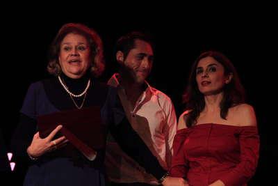 Gala de entrega del VIII premio de la unión de actores e intérprete de Andalucía. Fot.009