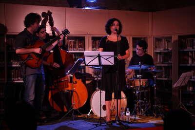 Cordelia. Jazz y Teatro