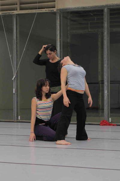 Malpelo. Taller de danza contemporánea. Fot.003