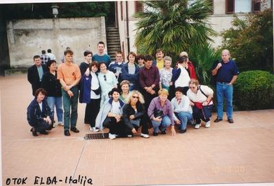 Izlet delavcev Vina Brežice na Elbo