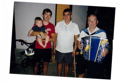 Štiri generacije družine Bajc