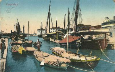 Capodistria - Il Porto