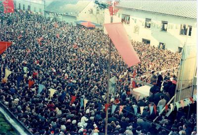 Litijski karneval v 70. letih