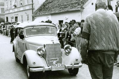 Mercedes 170, letnik 1937