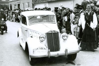 Lancia Augusta, letnik 1935