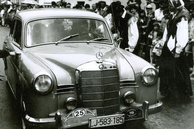 Mercedes 190, letnik 1958