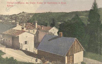Kilovče, okrog 1913 leta
