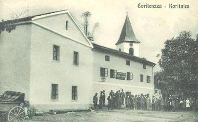 Koritnice, okrog 1926 leta