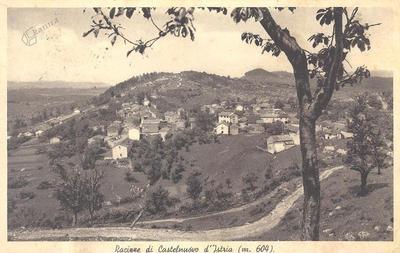 Račice, okrog 1936 leta