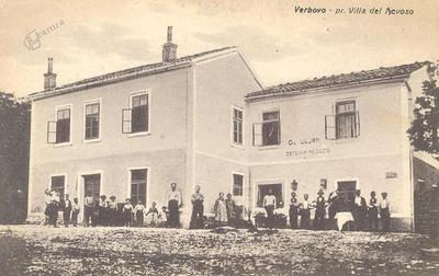 Vrbovo, okrog 1929 leta
