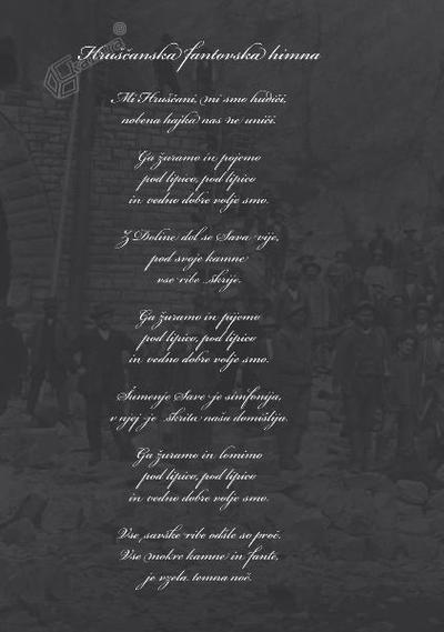 Hruščanska fantovska himna (1.del)