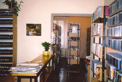 Knjižnica dr. Marje Boršnik