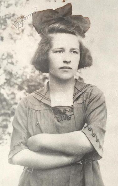 Portret Makse Samsa, ok. 1920