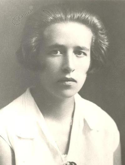 Portret Makse Samsa, ok. 1935