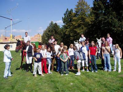 Konji in otroci