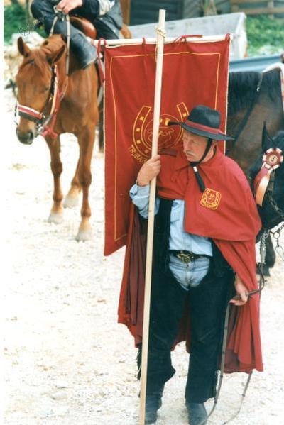 Prapor Trubarjeve konjenice