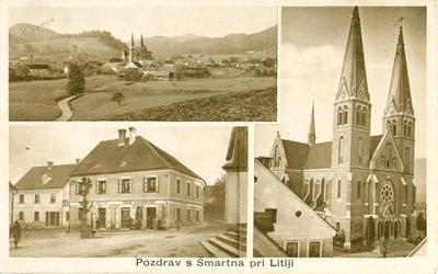 Šmartno pri Litiji leta 1929
