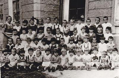 Vrtec v Litiji leta 1932