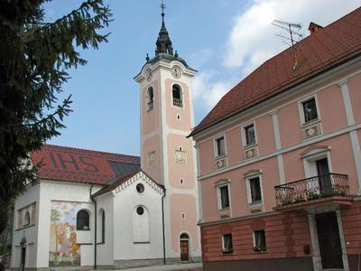 Cerkev svetega Tomaža v Krašnji