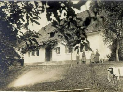 Rojstna hiša Frana Maslja Podlimbarskega