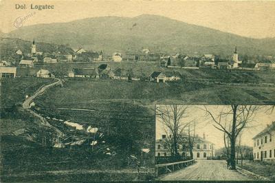 Logatec med 1. svetovno vojno