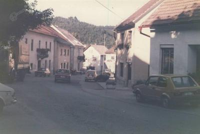 Del nekdanjega trga