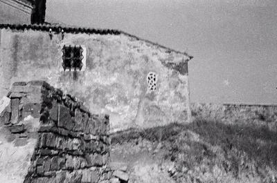 Piran, za krstilnico ob Stolni cerkvi sv. Jurija