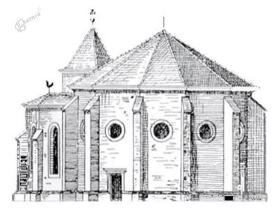 Protestantska cerkev v Govčah