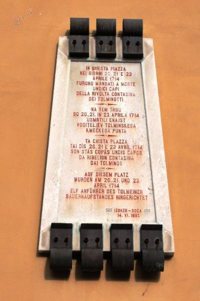 Spominsko obeležje na Travniku