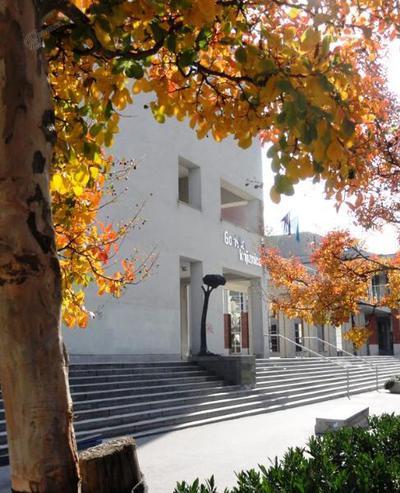 Goriška knjižnica jeseni